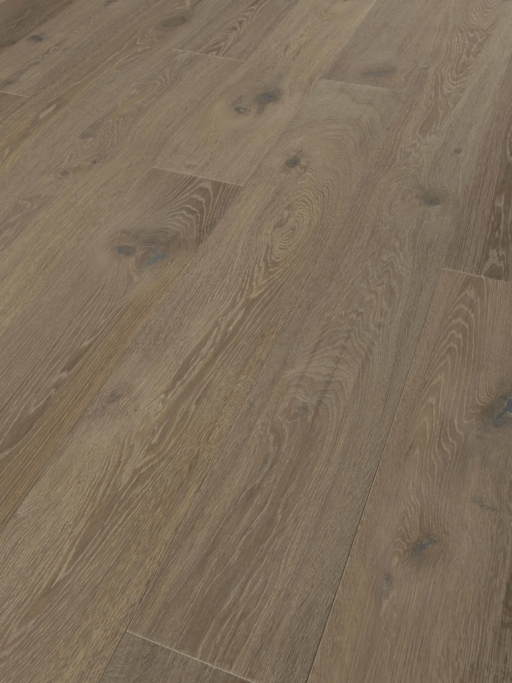Tradition Classics Malbec Antique Engineered Oak Flooring, Smoked, Brushed, Oiled, 15x189x1860 mm Image 2