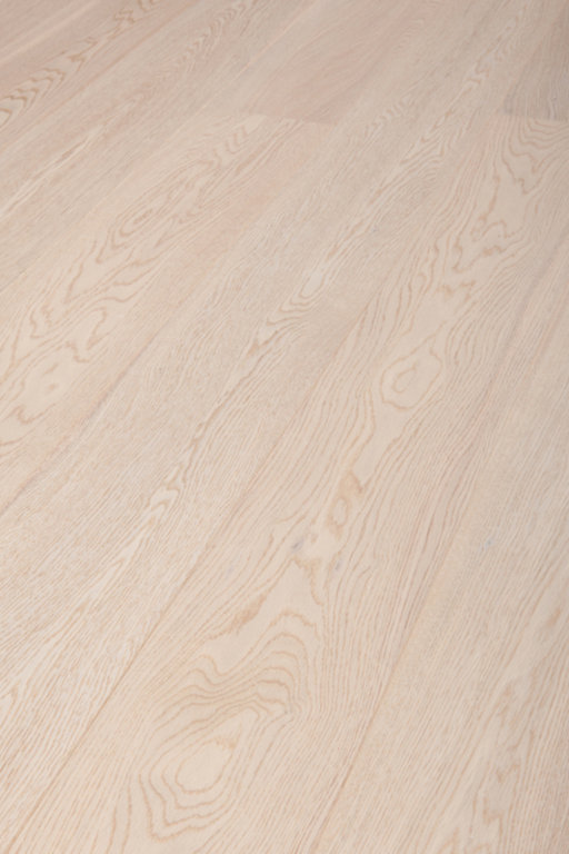 Tradition Classics Provence Engineered Oak Flooring, Rustic, Brushed & White Matt Lacquered, 189x15x1860 mm Image 2