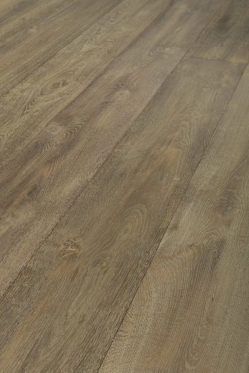 Tradition Classics Vosne Engineered Oak Flooring, Rustic, Smoked, Sandblasted & Lacquered, 220x15.4x2200 mm Image 1