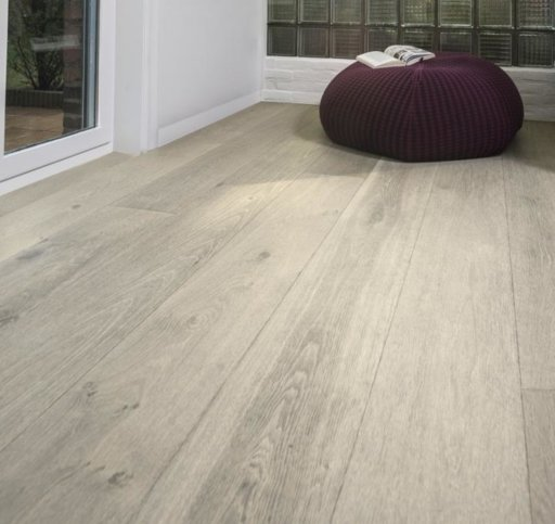 Tradition Classics Grenache Engineered Oak Flooring, Smoked, Brushed, White Washed and Grey Oiled, 15x220x2200 mm Image 1