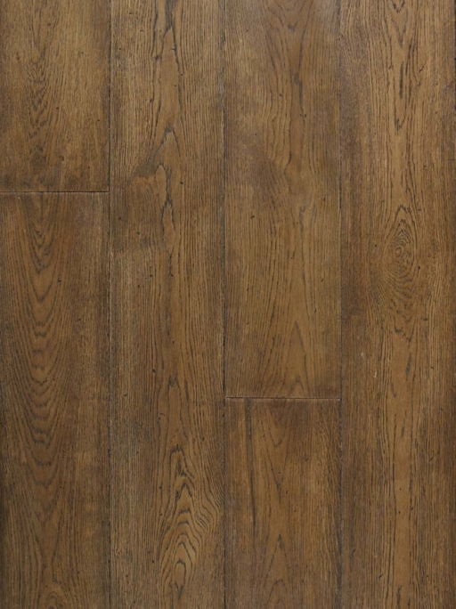 Tradition Classics Pauillac Engineered Oak Flooring, Rustic, Brushed, Distressed & Lacquered, 220x15x2200 mm Image 2
