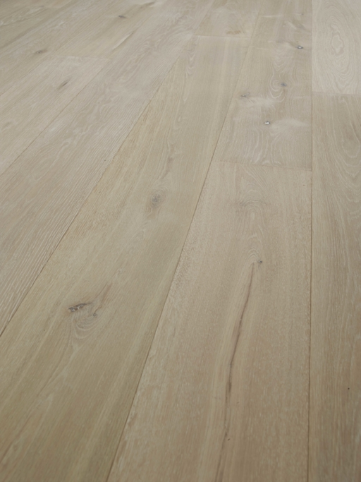 Tradition Classics Abruzzo Engineered Oak Flooring, Smoked, Brushed, Invisible Oiled, 14x190x1900 mm Image 2