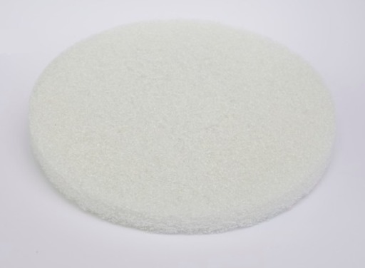 Bona Mini Buffer Cleaning Pads (Pack of 5), White, 280 mm Image 1
