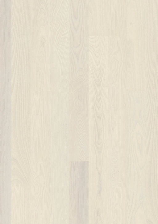 Boen Andante Ash Engineered Flooring, White Stained, Live Pure Lacquered, 138x3.5x14 mm Image 4