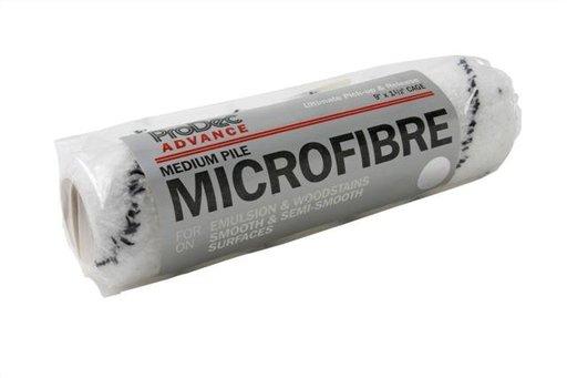 ProDec Medium Pile Microfibre Roller, 9 inch (225 mm) Image 1