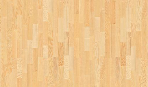 Boen Andante Ash Engineered 3-Strip Flooring, Matt Lacquered, 215x3x14 mm Image 2