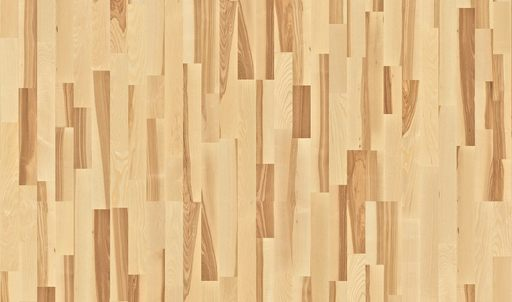 Boen Marcato Ash Engineered 3-Strip Flooring, Live Natural Oiled, 215x3x14 mm Image 1