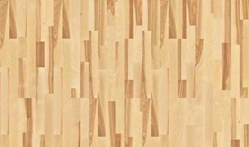 Boen Marcato Ash Engineered 3-Strip Flooring, Matt Lacquered, 215x3x14 mm Image 1