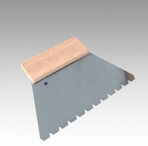 Bona Notched Trowel, 180 mm, 1000 G Image 1