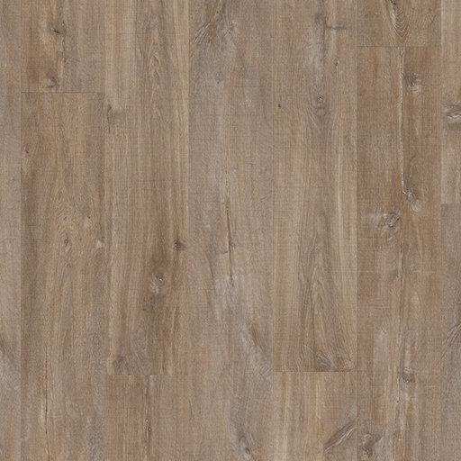 QuickStep Livyn Balance Click Canyon Oak Dark Brown with Saw Cuts Vinyl Flooring Image 2