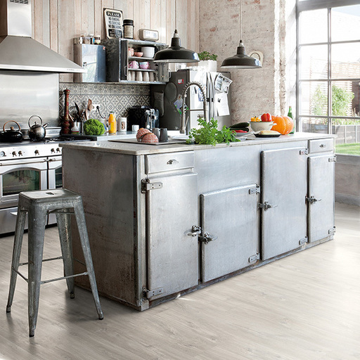 QuickStep Livyn Balance Click Plus Canyon Oak Grey With Saw Cuts Vinyl Flooring Image 1