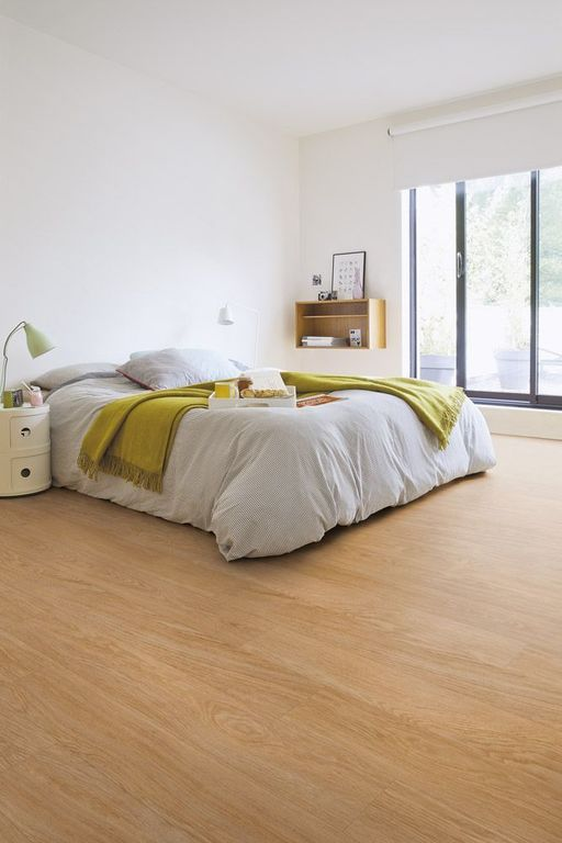 QuickStep Livyn Balance Click Plus Select Oak Natural Vinyl Flooring Image 1