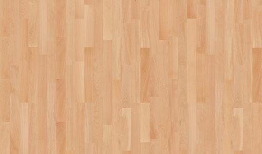 Boen Andante Beech Engineered 3-Strip Flooring, Matt Lacquered, 215x3x14 mm Image 2
