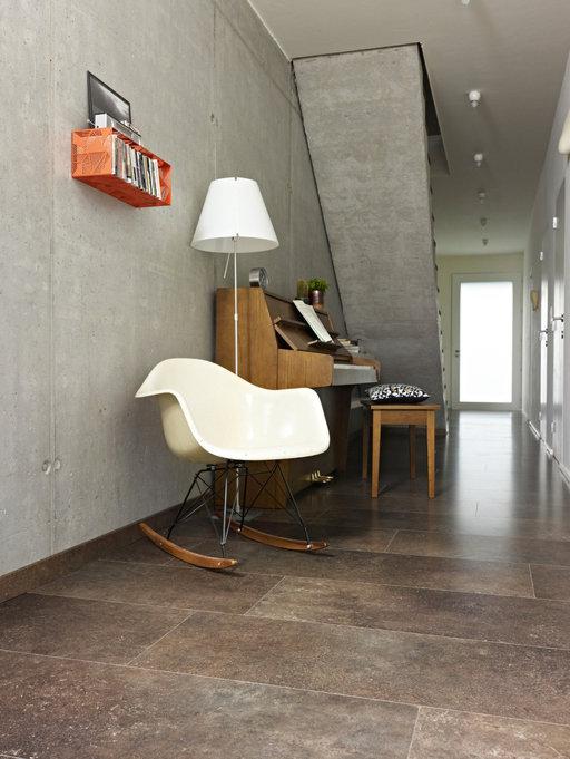 Balterio Pure Stone Limestone Tobacco Laminate Flooring 8 mm Image 1