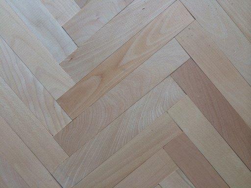 Beech Parquet Flooring Blocks, Prime, 50x300x20 mm Image 1