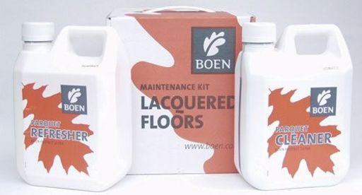 Boen Maintenance Kit for Lacquered Floors Image 1