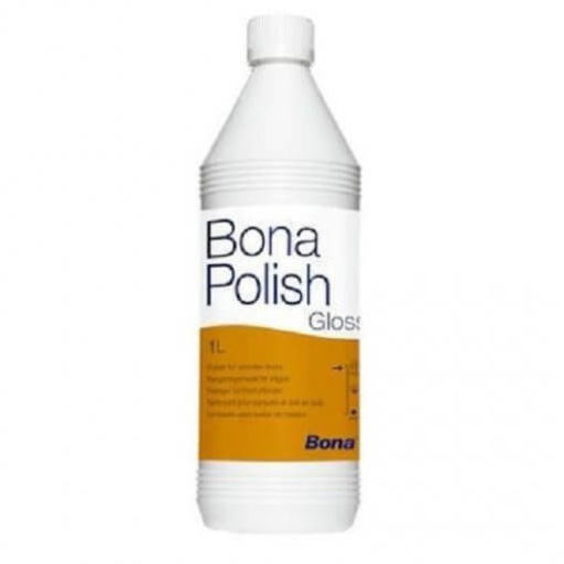 Bona Wood Floor Polish, Gloss, 1L Image 1