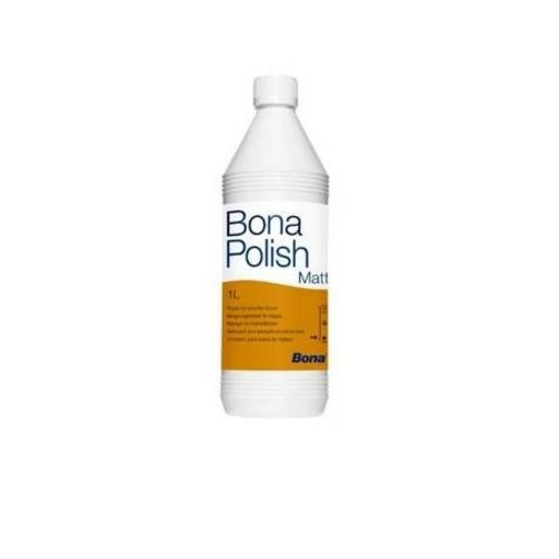 Bona Wood Floor Polish, Matt, 1L Image 1
