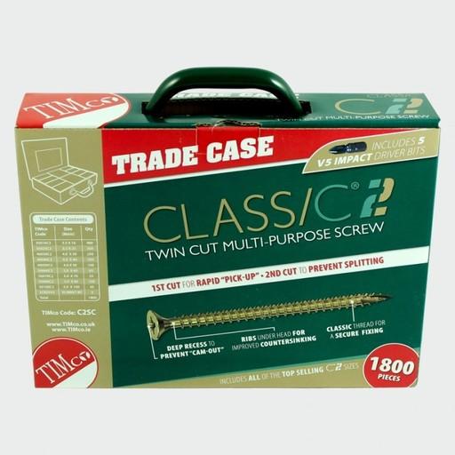 TIMco C2 Classic Screws Trade Case, 1800 pk Image 3