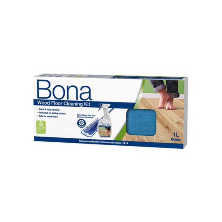 Bona Wood Floor Cleaning Kit Image 1