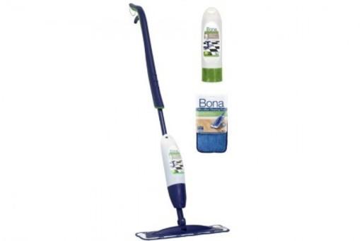 Bona Spray Mop Cleaning Kit for Stone, Tile & Laminate Floors Image 2