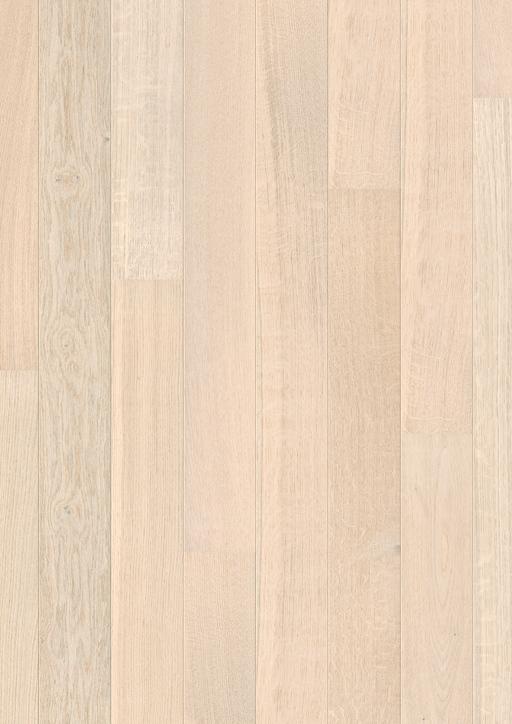 QuickStep Castello Polar Oak Engineered Flooring, Matt Lacquered, 145x3x14 mm Image 3