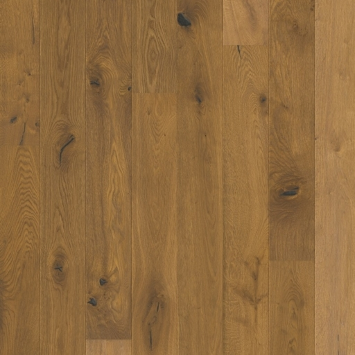 QuickStep Castello Barrel Brown Oak Engineered Flooring, Oiled, 145x3x14 mm Image 2