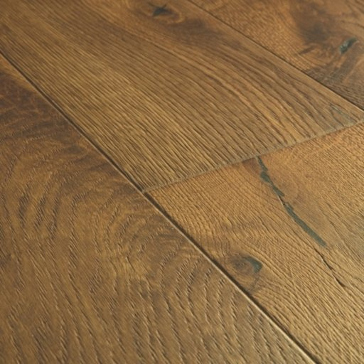 QuickStep Castello Barrel Brown Oak Engineered Flooring, Oiled, 145x3x14 mm Image 3