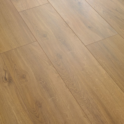 Chene Lucern Oak 4-V Groove Laminate Flooring , 8 mm Image 2