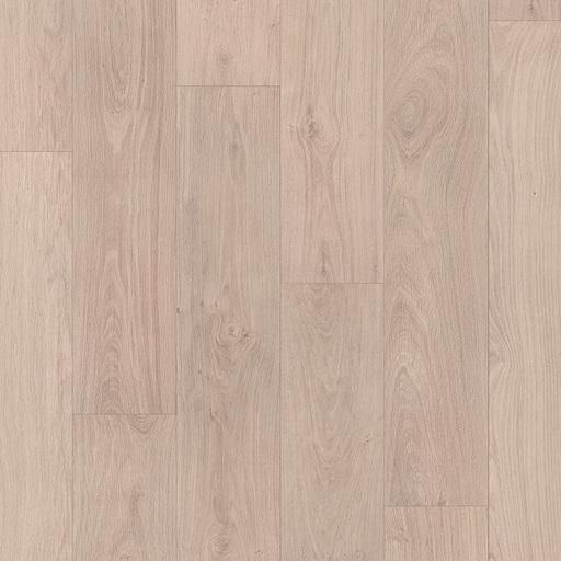 QuickStep CLASSIC Bleached White Oak Laminate Flooring, 8 mm Image 2