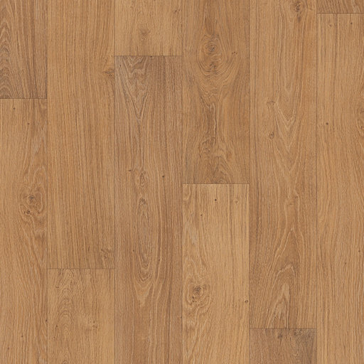 QuickStep CLASSIC Natural Varnished Oak Laminate Flooring, 8 mm Image 2