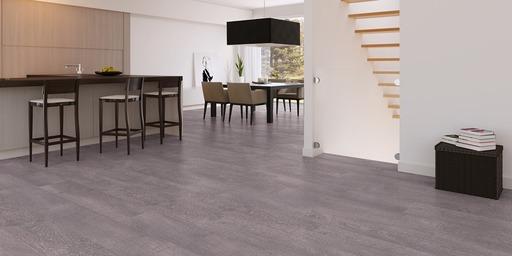 QuickStep CLASSIC Old Oak Grey Laminate Flooring, 8 mm Image 2