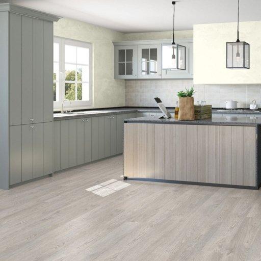 QuickStep CLASSIC Old Oak Light Grey Laminate Flooring, 8 mm Image 1