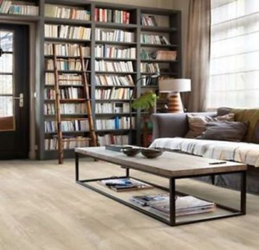 QuickStep Creo Charlotte Oak Brown Laminate Flooring, 7 mm Image 2