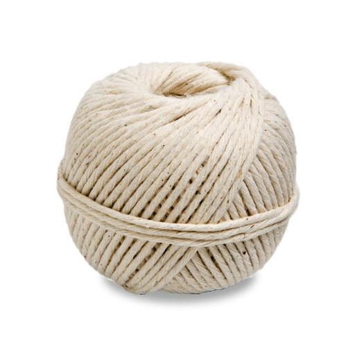 Cotton Parcel String, No.5, Natural, 85 gm Image 1