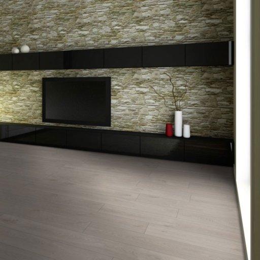 Chene Interlaken Oak Laminate Flooring, 12 mm Image 3