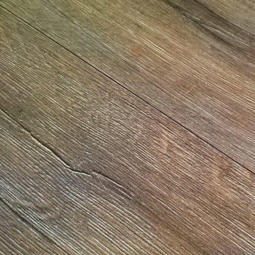 Chene Rift Oak 4-V Groove Laminate Flooring , 8 mm Image 1