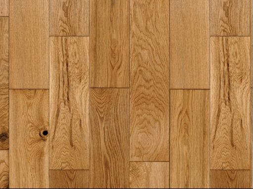 Chene Engineered Oak Flooring, Brushed and Oiled, 190x3x14 mm Image 1
