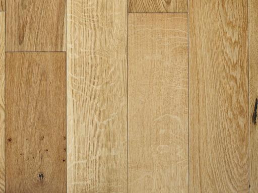 Chene Engineered Oak Flooring, Lacquered, 125x3x14 mm Image 1