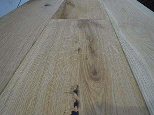 Chene Invisible Oak Engineered Oak Flooring, Oiled, 190x6x20 mm Image 1