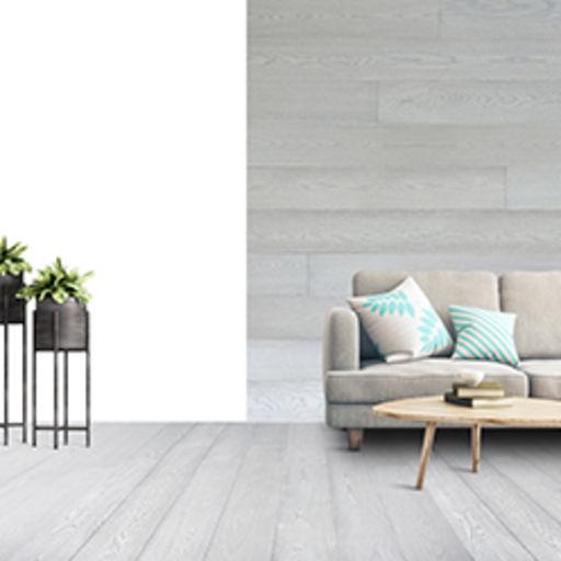 Chene Soho Rustic Glaze Oak Engineered Flooring, Brushed & Lacquered, 190x15x1900 mm Image 2