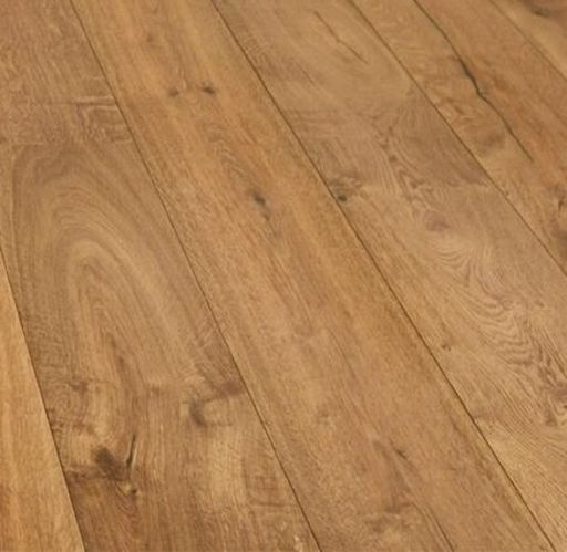 Chene Westminster Rustic Glaze Oak Engineered Flooring, Brushed & Lacquered, 190x15x1900 mm Image 1