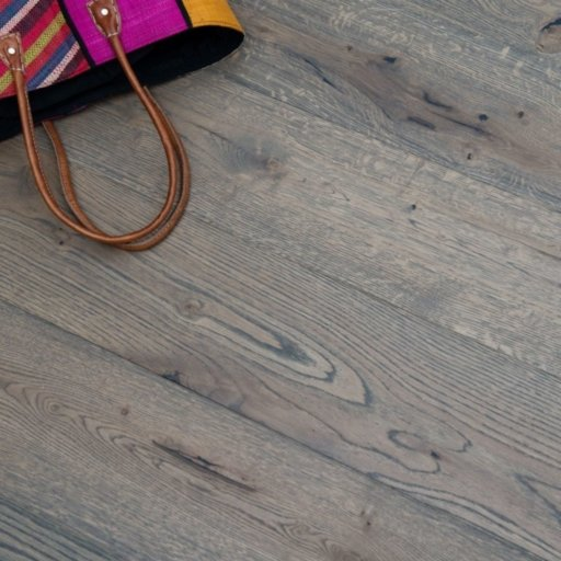 V4 Frozen Umber Engineered Oak Flooring, Rustic, Stained, Brushed & Hardwax Oiled, 190x15x1900 mm Image 2