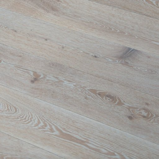 V4 Nordic Beach Engineered Oak Flooring, Rustic, Stained, Brushed & Hardwax Oiled, 190x15x1900 mm Image 1