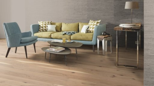Boen Vivo Oak Engineered Flooring, Live Pure Lacquered, 138x3.5x14 mm Image 2