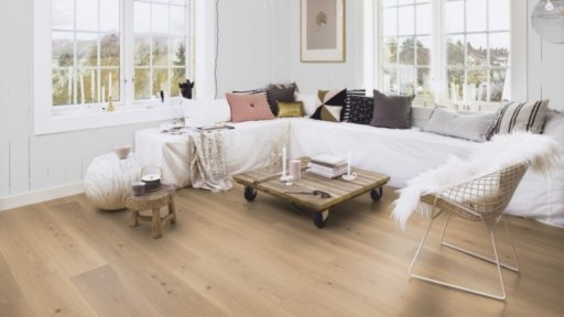 Boen Animoso Oak Engineered Flooring, Live Pure Lacquered, 209x3x14 mm Image 3
