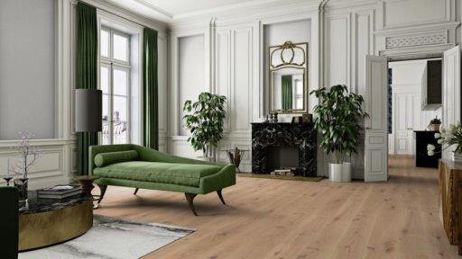 Boen Vivo Oak Engineered Flooring, Live Pure Lacquered, 209x3.5x14 mm Image 1