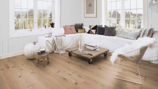 Boen Vivo Oak Engineered Flooring, Live Pure Lacquered, 209x3.5x14 mm Image 3