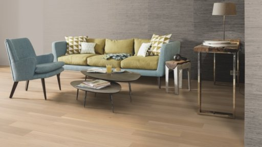 Boen Finesse Oak Parquet Flooring, Natural, Live Pure Lacquered, 10.5x135x1350 mm Image 2