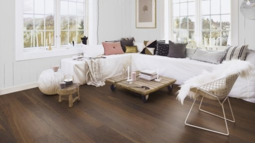 Boen Andante Smoked Oak Engineered Flooring, Live Pure Lacquered, 14x138x2200 mm Image 3